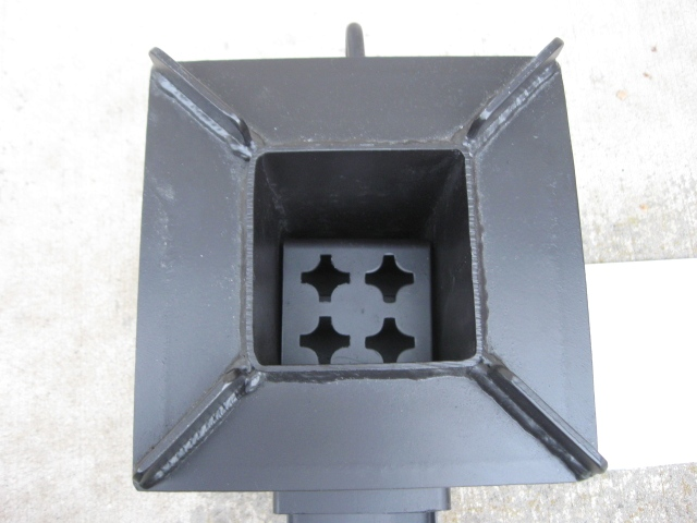 Rocket Stove Briquette ~ Grover briquette accessory for you heavy duty rocket stove