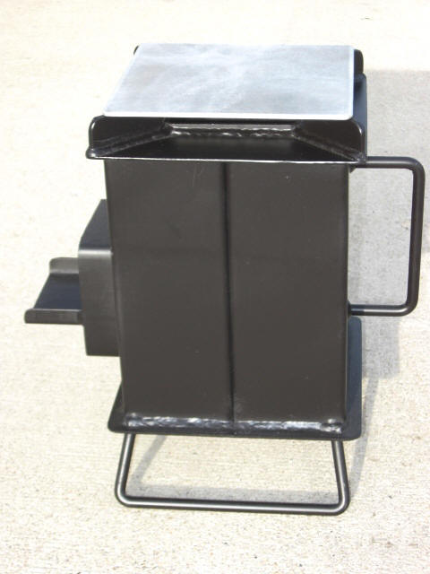 Rocket Stove Briquette ~ Buy a heavy duty grover rocket stove