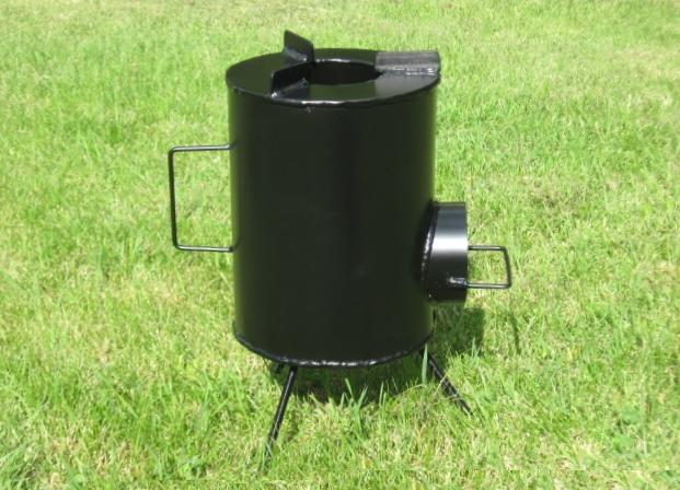 Grover Rocket Stove. What do you do when your propane runs out, and you  don't have large quantities of wood to devote to cooking? - Buy Grover Rocket Stoves